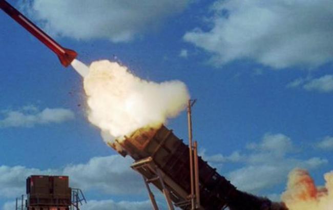 Израиль применил систему Patriot по сирийскому беспилотнику