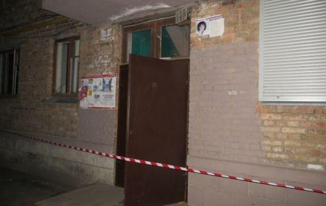 Стрельба в Киеве: есть пострадавшие