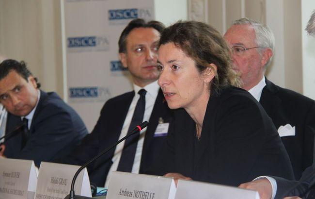 ОБСЄ призначила нового спецпредставника в контактній групі