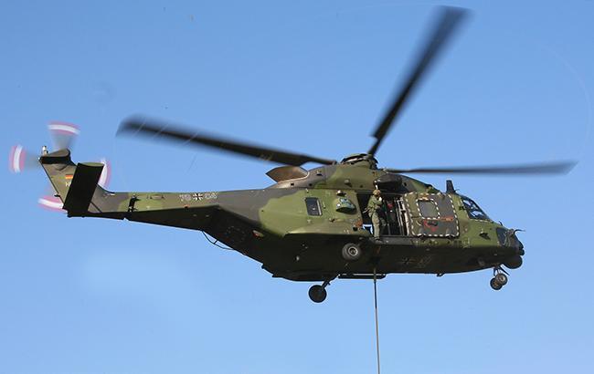 Фото: вертоліт (flickr.com-pzbrig15)