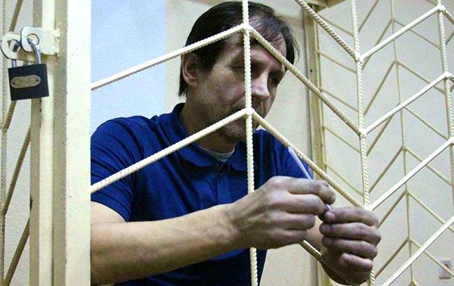 Політв'язень Балух припиняє голодування