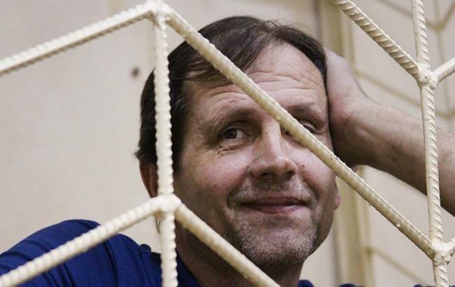 Політв'язня Балуха в керченської колонії відвідав адвокат