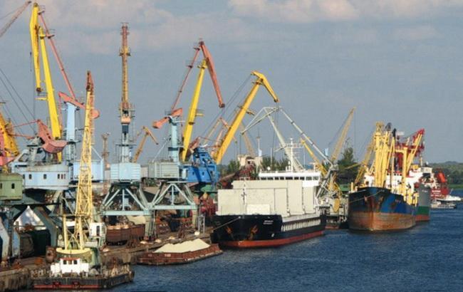 Фото: Херсонський морський торговельний порт (ХерсонDaily)