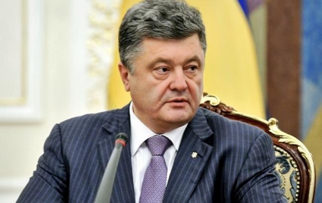 Швеция выделит Украине кредит на 100 млн долл., - Порошенко