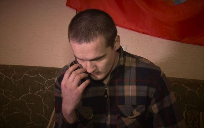 """""""Он в школу уже пошел?"""": украинские пленные в """"ЛНР"""" впервые за долгое время позвонили родным (видео)"""