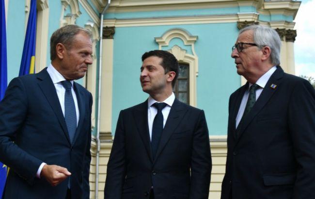 Евросоюз готов выделить Украине 500 млн евро помощи