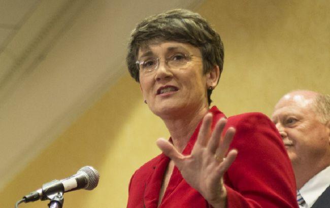 Сенат Конгресса США утвердил Хизер Уилсон новым министром ВВС