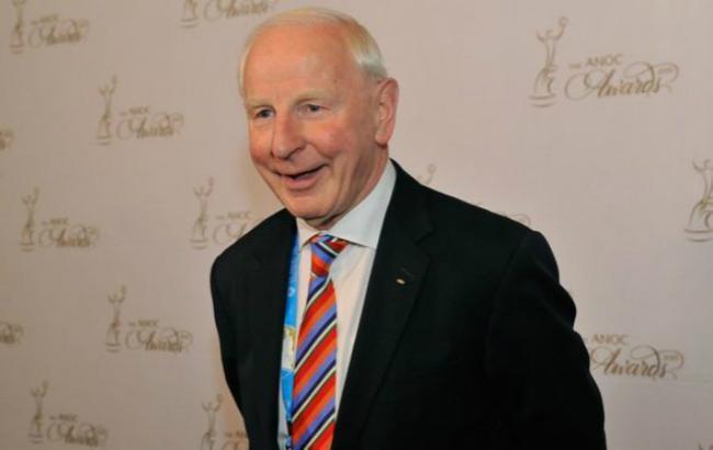 Фото: член Міжнародного олімпійського комітету від Ірландії Патрік Хіккі (BBC
