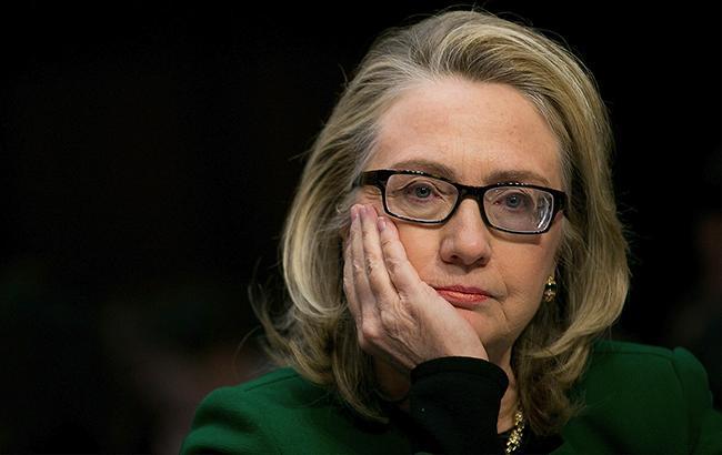 На виборах Хілларі Клінтон спіткала поразку, не дивлячись на лідерство в соцопитуваннях
