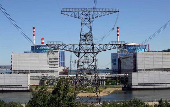 Энергоблок №1 Хмельницкой АЭС отключен от энергосети