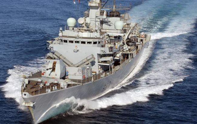 Британия перехватила российскую подлодку в Северном море