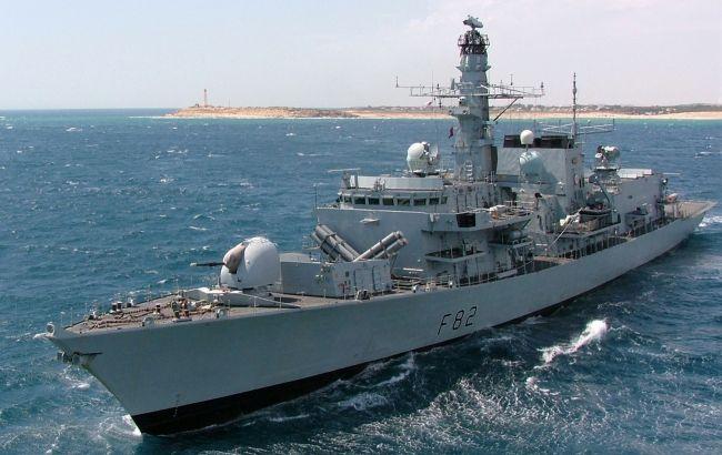 Наибольшая авианосная группа ВМС Великобритании отправляется в поход: доплывут до Черного моря