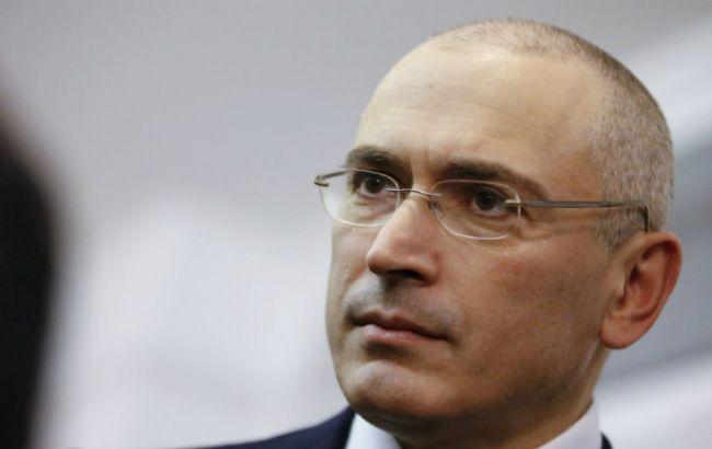 """Путин развязал войну с Украиной, поскольку в РФ закончились """"внутренние враги"""", - Ходорковский"""
