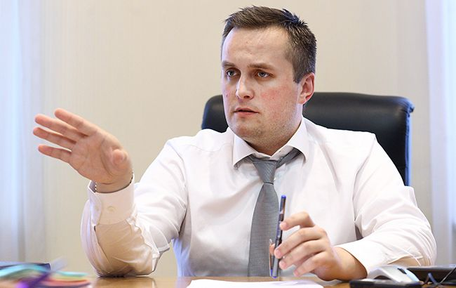 САП затримала керівника одного з департаментів ГФС по справі Насирова, - Холодницький