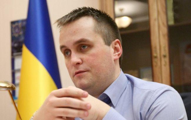 Фото: Холодницький заявив, що Онищенко ховається
