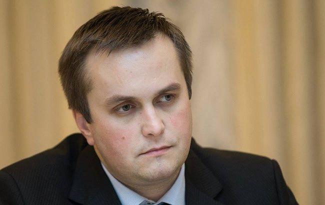 Фото: Холодницький пообіцяв оголосити Онищенко в міжнародний розшук