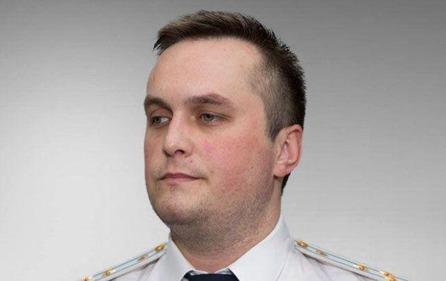 Фото: глава САП Назар Холодницький прокоментував домашній арешт для Переломи і Щурикова