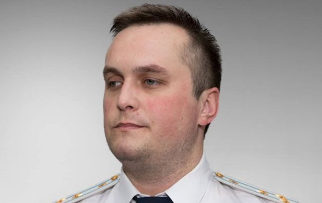 Фото: голова Спеціалізованої антикорупційної прокуратури Назар Холодницький