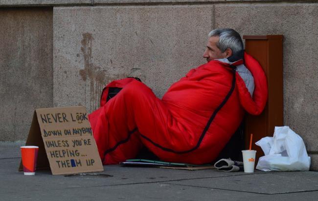 В Житомирі 150 безхатьків оголосили голодування