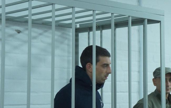Фото: суд заарештував Хоменко
