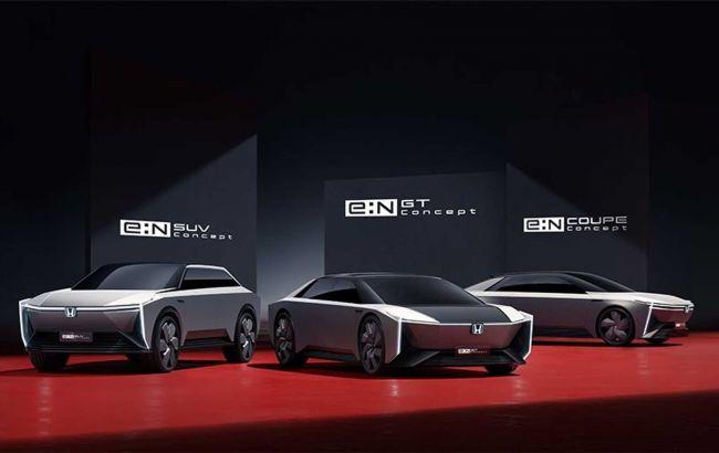 Honda берет курс на электромобили: какие машины покажут первыми