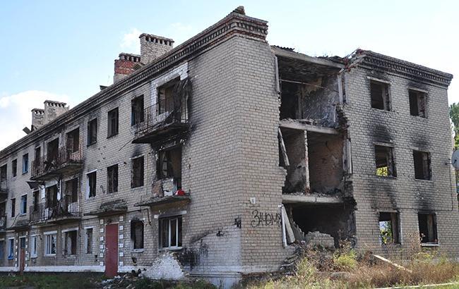 За компенсацией за разрушенное и отобранное жилье в зоне АТО люди обращаются в Европейский суд по правам человека