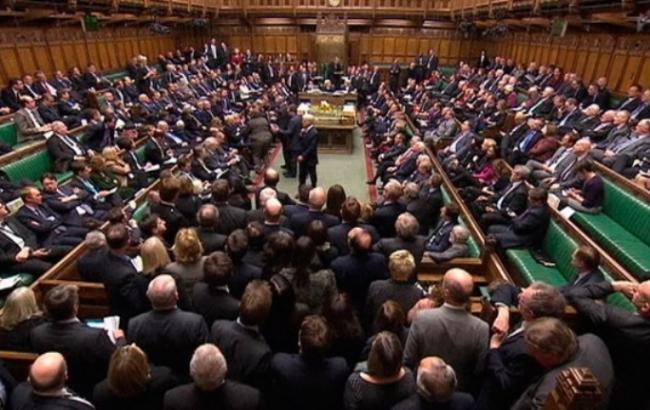 Фото: Нижняя палата парламента Великобритании