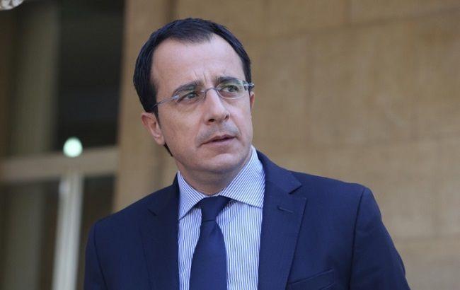 Фото: представитель правительства Кипра Никос Христодулидис