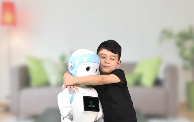 Фото: в Китае начнут выпуск роботов iPal