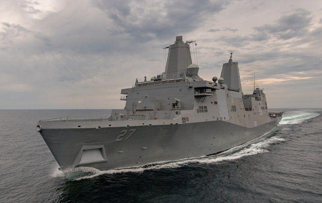 В США на корабль ВМС начали устанавливать первый боевой лазер
