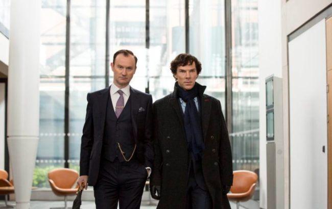 """""""Шерлок"""": з'явилися нові кадри четвертого сезону серіалу"""