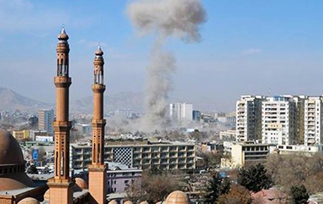 Попередньо, українці уКабулі непостраждали— МЗС