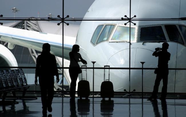 Фото: пасажиропотік аеропортів склав 4,708 млн осіб