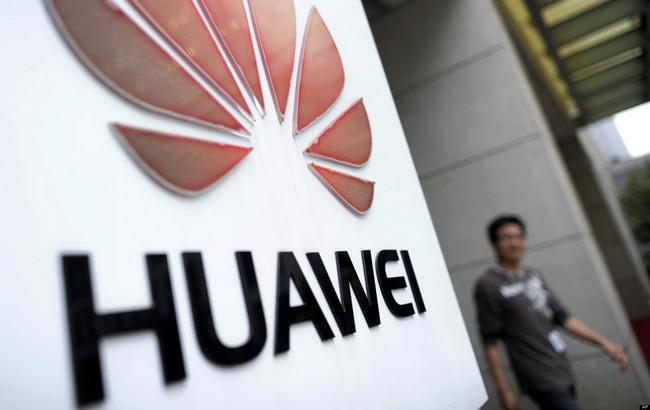 Фото: китайський виробник смартфонів Huawei (TVcnews.tv)