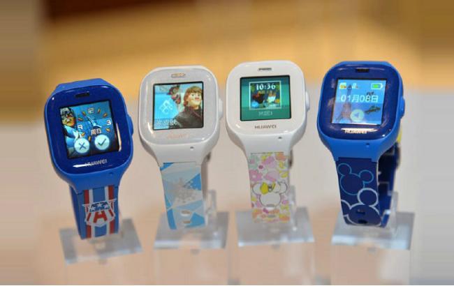 Фото: разработаны детские смарт-часы, оформленные в стиле Disney (phoneradar.com)