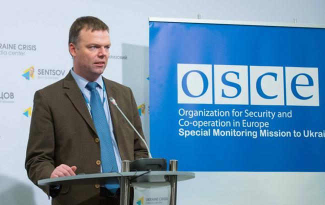 На Донбассе за прошедшую неделю зафиксировали более 5500 нарушений перемирия, - ОБСЕ