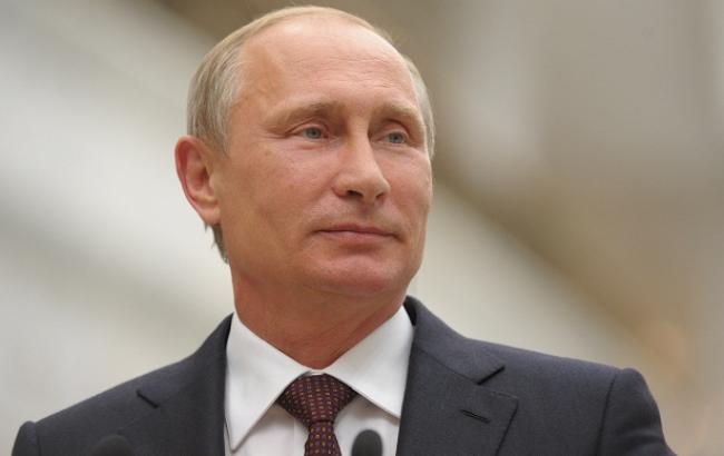 Фото: президент РФ Володимир Путін розраховує на підтримку США в Сирії