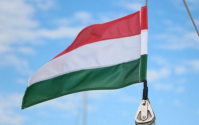 Упосольства Украины вВенгрии организовали акцию за«самоопределение» Закарпатья