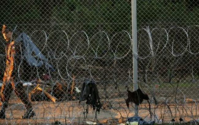 Фото: Угорщина зміцнює кордони