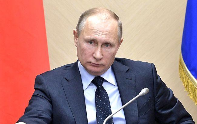 """Путін заявив про наявність трубоукладача для завершення будівництва """"Північного потоку-2"""""""