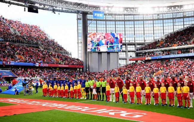 Фото: турнирная таблица ЧМ 2018 (fifa.com)
