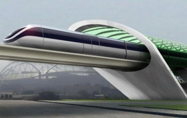 Фото: транспортна система майбутнього