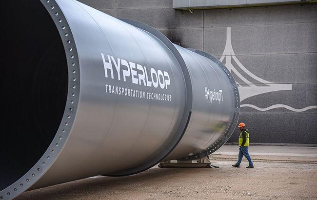 Через Украину пройдут пять трасс Hyperloop  (HyperloopTT Tube 2_preview)