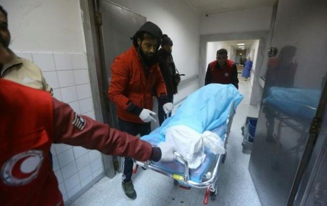 У Лівії від авіаудару по військовому коледжу загинули близько 30 студентів