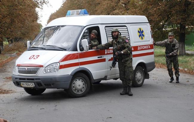 В оккупированной Горловке местные жители избили боевика за пьяный дебош, - разведка