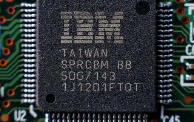 Фото: американська IT-компанія International Business Machines Corp (Reuters)