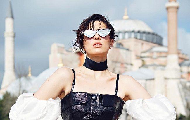 Східні пристрасті: MARUV знялася в гарячій фотосесії для турецького глянцю