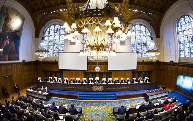 Україна подала до суду ООН Меморандум про фінансування тероризму Росією