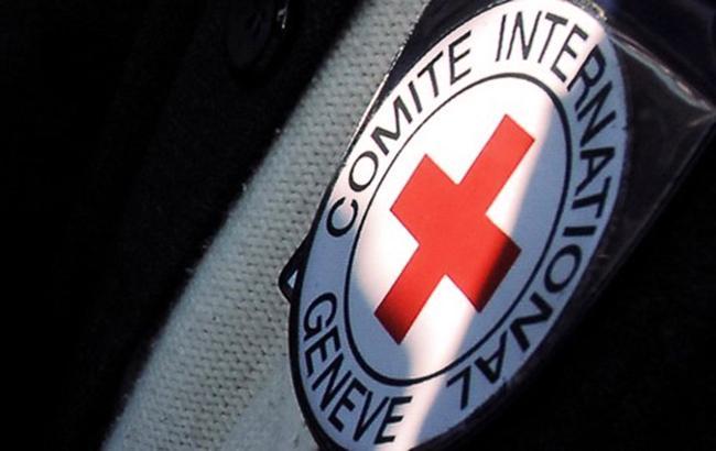 Красный Крест направил наДонбасс неменее 110 тонн гуманитарной помощи