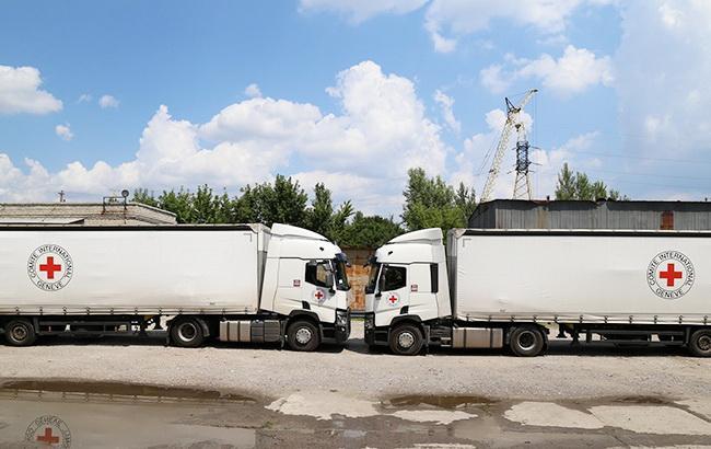 Фото: гуманитарная помощь (ICRC Ukraine)